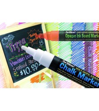 Markery kredowe-  kpl. 4 kolorów (AR-014)